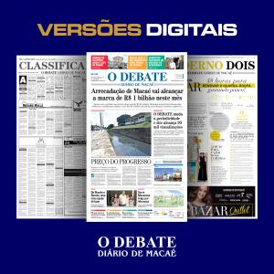 Acessar o PDF do Jornal O Debate Macaé