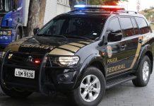 Polícia Federal desenvolve hoje no Rio a operação Furna da Onça