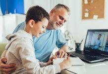 Exercer a paternidade ensinando filhos em casa é lição que fica - O DEBATE ON